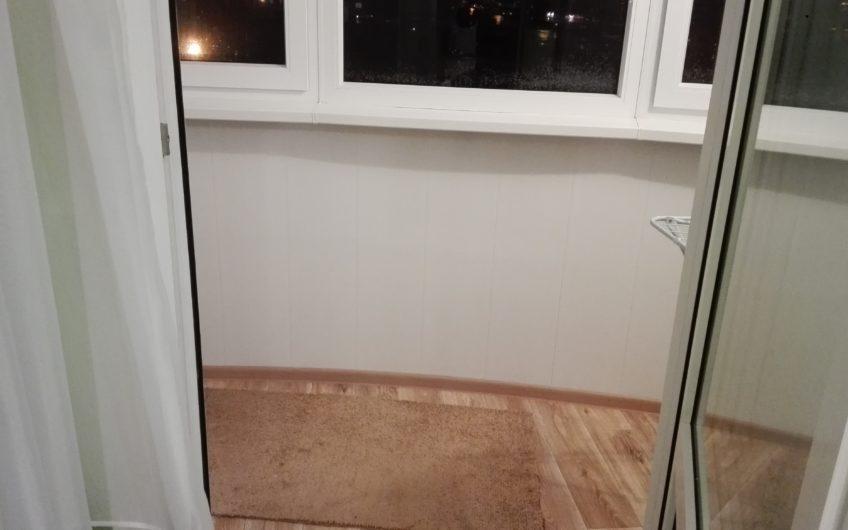 1-комнатная квартира, ул. Рябиновая, 27