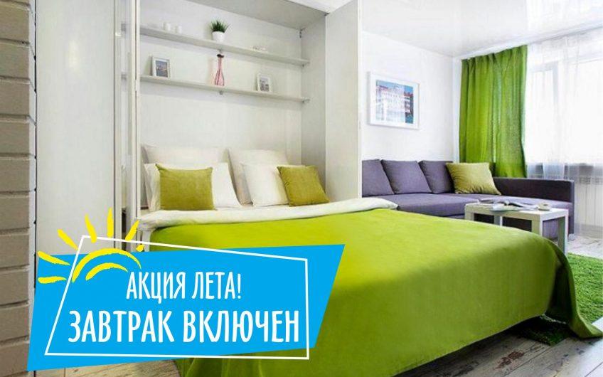 1-комнатная квартира, пр-т Машерова, 11