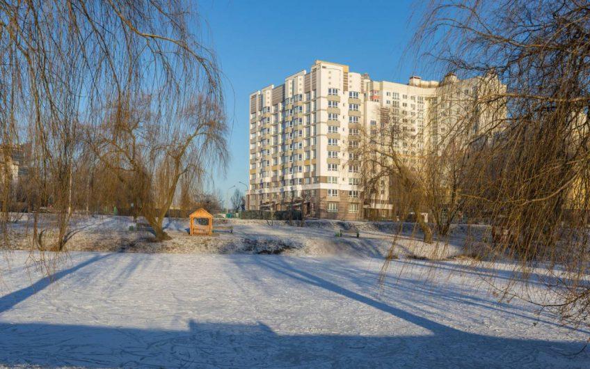 1-комнатная квартира, ул. Ефросиньи Полоцкой, 5