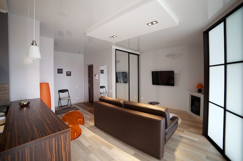 1-комнатная квартира, ул. Гамарника, 16А