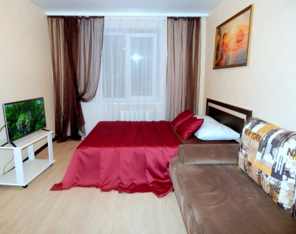 2-комнатная квартира, пр-т Ленина, 53